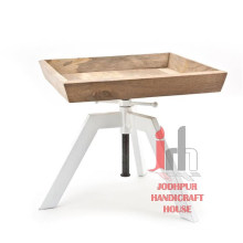 Wholesale Best Quality Adjustable Square End Table