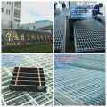 Galvanized Black Steel Bar Grating for ISO Company