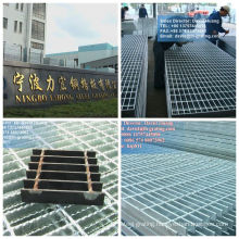 Galvanized Steel Grid, Steel Floor Lattice