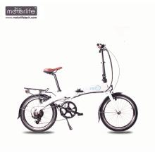 2017 le plus chaud 36v350w 20 '' pliant pas cher vélo électrique avec batterie cachée, pliable e-bike