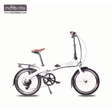 Hottest 36v350w 20'' folding cheap electric sport bike/high power ebike