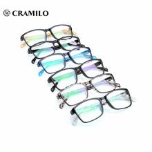 fabricante líder de gafas de estilo óptico de estilo simple
