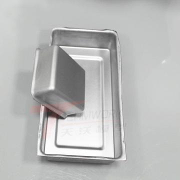 OEM CNC Prototyp Blechkasten kundenspezifisches Aluminium