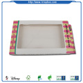 Custom pvc window paper box for electronics