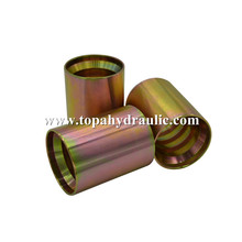 Competitive price zinc plating hose crimp ferrules