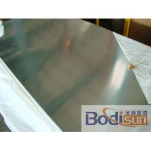 Aluminiumblech (3000er Jahre) Mn Legierung, Antirust, nicht wärmebehandlungsfähig, plastisch, korrosionsbeständig, gute Schweißleistung, Schweißbarkeit, 3003 Aluminiumblech
