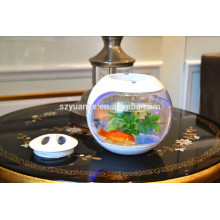 EEO Manufacturer supplies exquisite clear fish tank, fiberglass fish tank