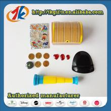 Jouet en plastique drôle de pirate de trésor de fournisseur de la Chine pour des enfants