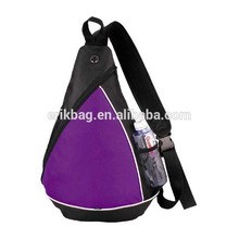 Messenger Sling Organizer Shoulder Backpack Bag