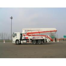 Camión De Bomba De Hormigón