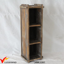 Country Style Reclaimed Small Wood Shelf