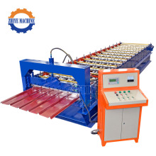 Steel Roofing Tile Sheet Roll Forming Machine