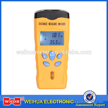 Medidor de distancia ultrasónico WH1005 con sensor de distancia láser 18m