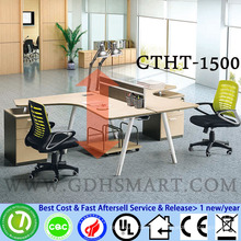 CTHT-1500 variable manual designed height adjustable office desks study tables