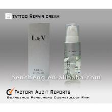 Gel de reparação permanente de tatuagem L & V de maquiagem de alta qualidade