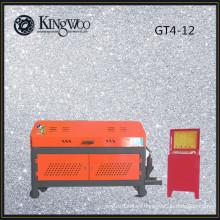 Máquina de alisado y corte de barra de acero para barra redonda de 4-12 mm