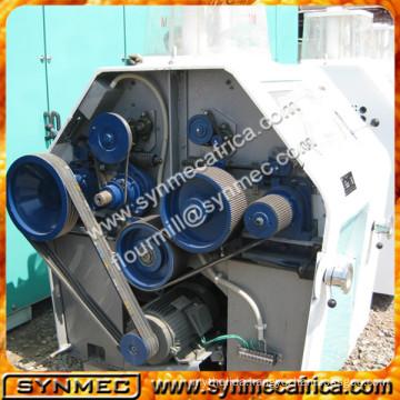 double roller mill, flour milling line, grain flour mill machinery