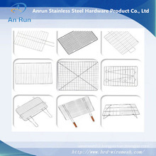 High Quality Stainless Steel Square Construction Barbecue Wire Mesh