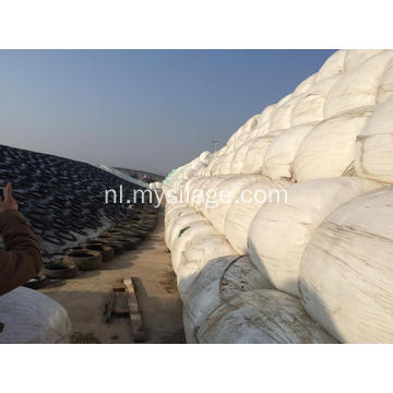 Silage Silo Cover voor Dairy Farm