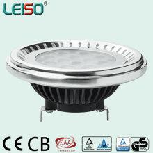 High Lumen y LG chip LED AR111 con base G53
