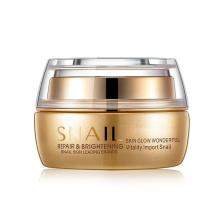 Private Label Snail Collagen Hyaluronic Acid Cream Moisturizing Anti-Aging Anti-Wrinkle Repair Whitening Snail Face Cream