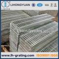Verzinktem Stahl Bar Gitter für Stock Gehweg