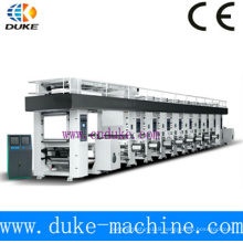 Plastic Film Blowing Gravure Printing Machine (ZRAY-8800D)