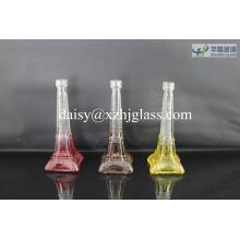 Mini 40ml Eiffel Tower Glass Craft