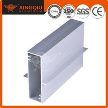 Profils en fábrica de aluminio, perfiles de perfiles de aluminio de la decoración