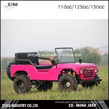 Mini Jeep 125cc Mini Jeep Small Farm ATV 150cc