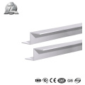6000 series thick wall aluminium z channel various sizes