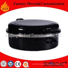Sunboat Enamel Roastr/Enamel Bake Pot Kitchenware/ Kitchen Appliance