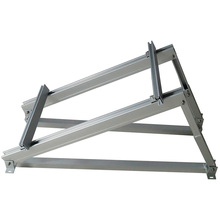 Dreiecks-Sonnenkollektor-Montagehalterung für flexibles Sonnenkollektor-System