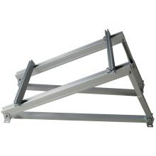 Support de support de panneau solaire de triangle pour le système flexible de panneau solaire