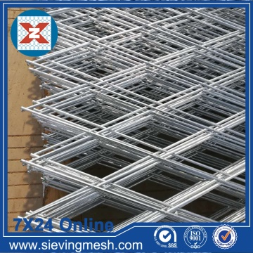 Reinforcing Steel Bar Concrete Welded Wire Mesh