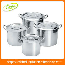 Ollas de cocina de acero inoxidable (RMB)