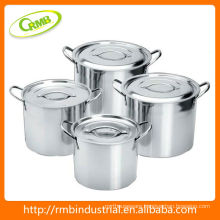 stainless steel cooking pots(RMB)
