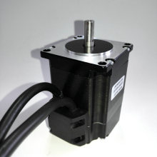 NEMA 23 Closed Loop System 1.8n. M Stepper Motor and Driver with Encoder for CNC Router