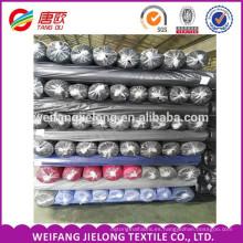 Tela de la acción del taladro del spandex del ALGODÓN del grado de AB para la ropa Tela de la tela cruzada del algodón 100% al por mayor para la ropa, camisas, vestido