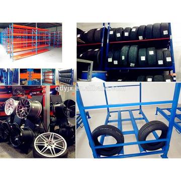 la solución de almacenamiento de neumáticos ultimate combina durabilidad con bastidores de almacenamiento de neumáticos de flexibilidad