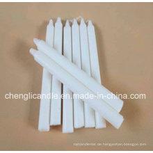 Haushalts-Paraffin-Wachs billig milchiger Schnee-reine weiße Kerze-Großverkauf