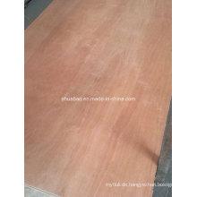 18mm Bintangor / Okoume / Red Pencil Ceder Sperrholz für Möbel oder Dekoration