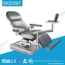 SKE097 Hospital Adjustable Blood Collection Donation Chair