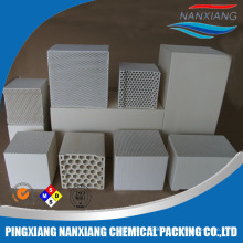 Cordierite ceramic honeycomb filter