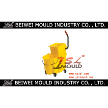 Commercial Plastic Mop Wringer Bucket Mold