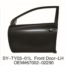 TOYOTA Corolla 2007-2012 Front Door-L