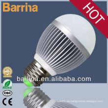 2013 nuevo producto 5W led bombilla
