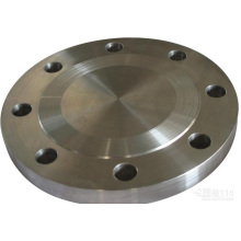 Заглушенный фланец и крышка фланца и слепой диск