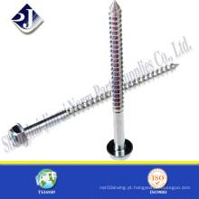 Parafuso de flange hexagonal de alta resistência
