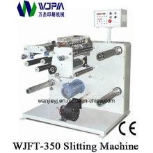 Автоматическое высокая скорость, разрезая машина (WJFT350C)